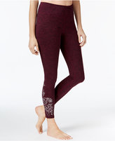 Gaiam Om Carmen Printed Leggings