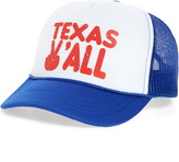 Tiny Whales Texas Y'all Trucker Hat