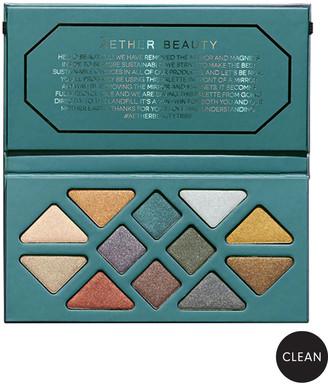 Aether Beauty Crystal Grid Gemstone Makeup Palette