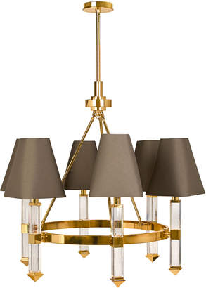 Jonathan Adler Jacques 6-Light Chandelier