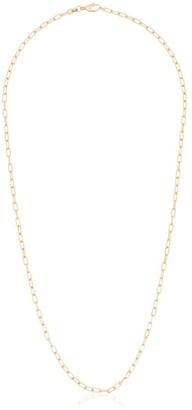Rosa de la Cruz 18kt Yellow Gold Chain Necklace