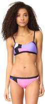 Kate Spade Limelight Cami Bikini Top