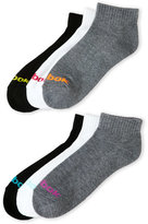 Reebok 6-Pack Quarter-Cut Performance Training Socks