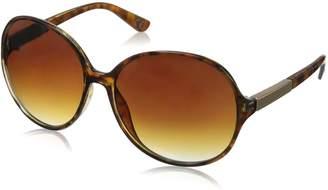 Foster Grant Women's Confidence Round Sunglasses