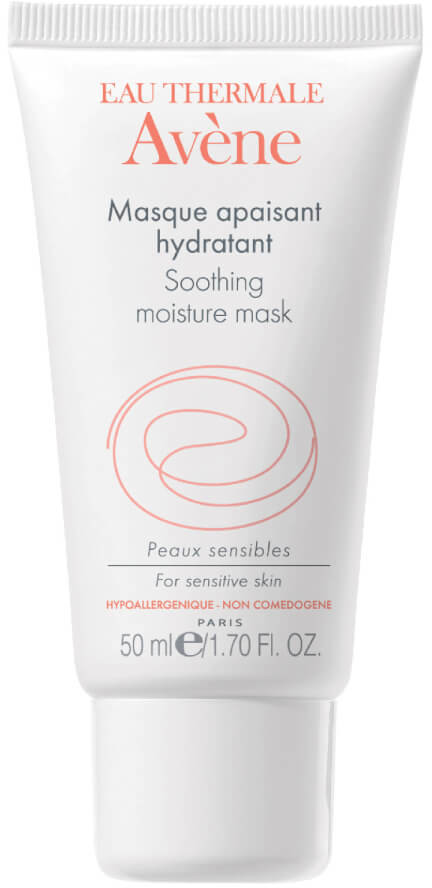 Avene Soothing Moisture Mask (50ml)