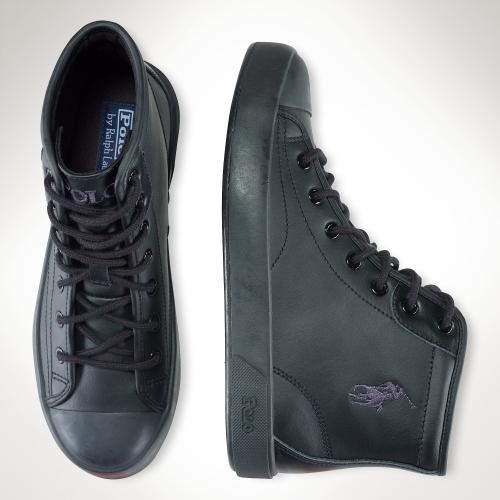 Junior Ferguson High-Top Sneaker