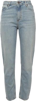 Sandro Prisien High-rise Slim-leg Jeans