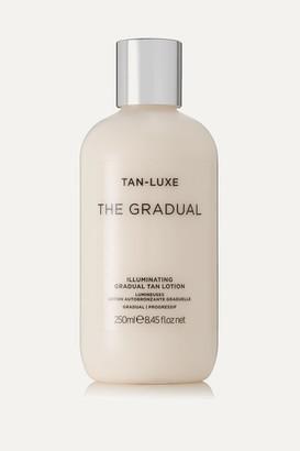 Tan-Luxe The Gradual Illuminating Gradual Tan Lotion, 250ml