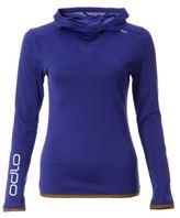 Odlo Womens Hoody midlayer Ladies Long Sleeved Sport Running Top