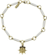 Foundrae Wood Element Chain Bracelet