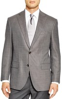 Jack Victor Loro Piana Multi Tick Classic Fit Sport Coat