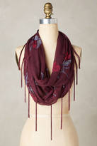 Anthropologie Roseat Infinity Scarf