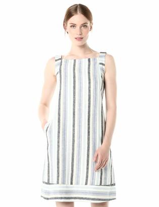 Sharagano Women's Belmar Stripe Dress