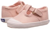 Keds Kids - Champion Toe Cap T-Strap Girls Shoes