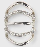 Rhinestone Knuckle Ring