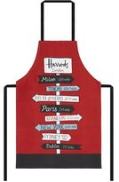 Harrods Signposts Apron