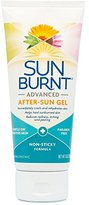 SunBurnt Advanced Sun Recovery After-Sun Gel 6oz, Instantly cooling, ultra hydrating, non-sticky relief for sunburns & dry skin with aloe