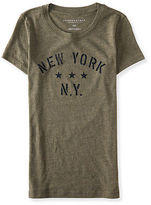 Aeropostale Womens New York Ny Graphic T Shirt