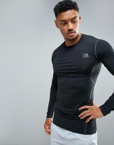 Jack and Jones Tech Long Sleeve Training Compression Top