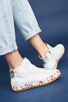 D.A.T.E Flower Sole Sneakers