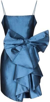 Rasario Bow Mini Dress
