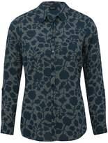 M&Co Spirit floral print shirt
