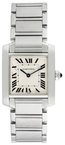 Cartier Vintage Tank Francaise Watch, 30mm