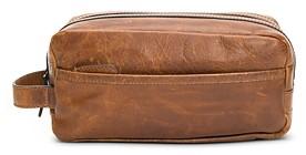 Frye Logan Leather Travel Kit