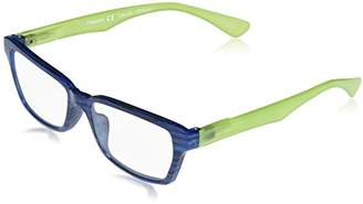 Peepers Unisex-Adult Beach Glass 590150 Square Reading Glasses