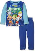 Nickelodeon Boy's Paw Patrol Top Secret Pyjama Sets