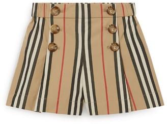 Burberry Kids Icon Stripe Shorts