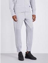 Y-3 Y3 Cotton-jersey jogging bottoms
