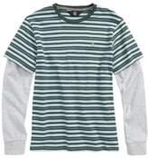 Volcom Boy's Impact Twofer Layered T-Shirt