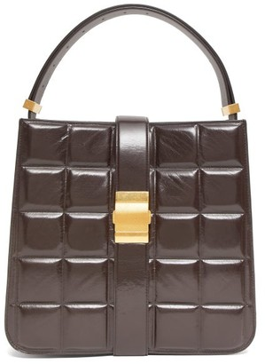 Bottega Veneta Marie Padded-leather Tote Bag - Brown