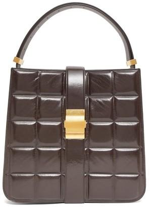 Bottega Veneta Marie Padded-leather Tote Bag - Womens - Brown