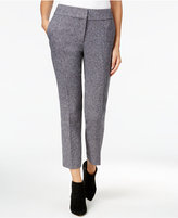 Catherine Malandrino Sol Cropped Tweed Pants