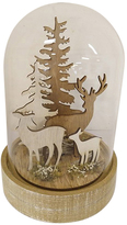 Boston Warehouse Deer Family Light-Up Figurine