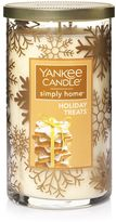 Yankee Candle simply home Holiday Treats 12-oz. Jar Candle