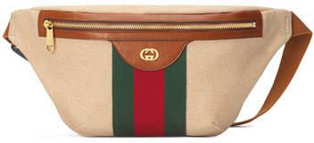 b7d380d71ca Gucci Canvas Bag Men - ShopStyle