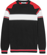 Givenchy - Striped Cotton Sweater
