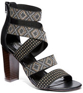 New York & Co. Beaded Strappy Sandal