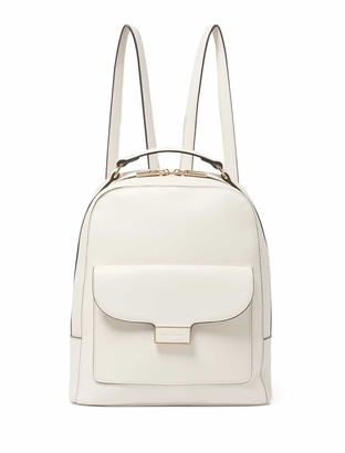 Forever New Bethany Lock Backpack - White - 00
