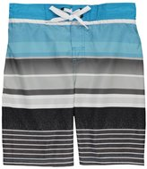 """Smiths American Smith's American Big Boys' """"Striped Paint"""" Boardshorts"""