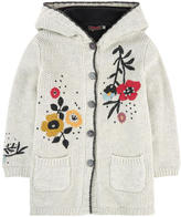 Catimini Fleece-lined coat