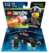 Lego Dimensions Movie Fun Pack - Bad Cop