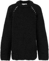Marni chunky knit jumper