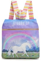 Juicy Couture Girls Unicorn Backpack