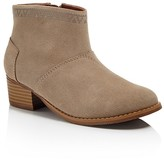 Toms Girls' Leila Suede Boots - Toddler, Little Kid, Big Kid