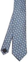 Ted Baker Spirali Spotted Print Skinny Tie
