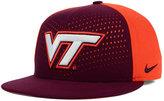 Nike Virginia Tech Hokies True Seasonal Snapback Cap